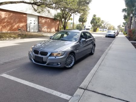 Making New Keys for a Beautiful 2011 BMW 335d in Tampa