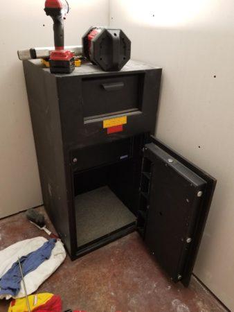 Opening a Deposit Safe in Tampa